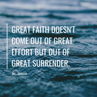 great surrender